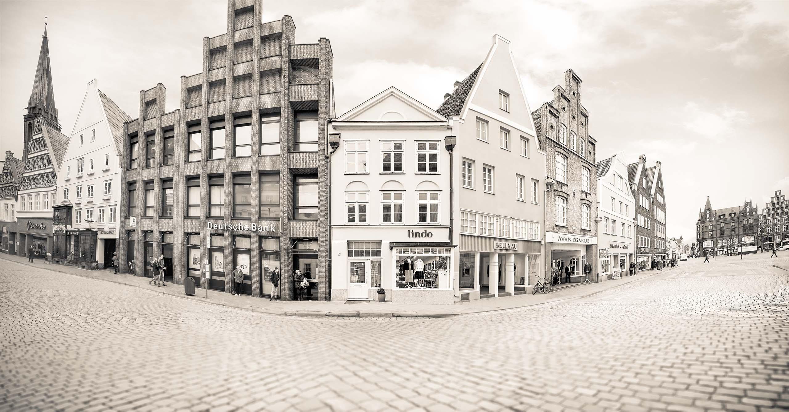 lindo - Bardowicker Straße in Lüneburg. Damenmode, Modegeschäft